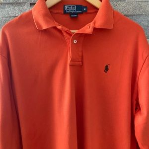 Polo Ralph Lauren long sleeve soft-touch polo